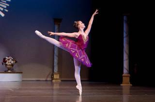 Evergreen City Ballet: Nutcracker Suites