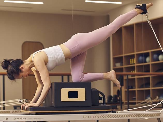 The best pilates studios in Singapore