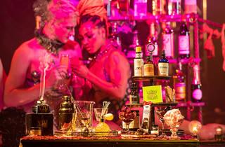 Nutcracker Rouge Cocktails & Burlesque at Home
