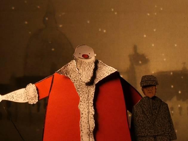 Manual Cinema: A Christmas Carol