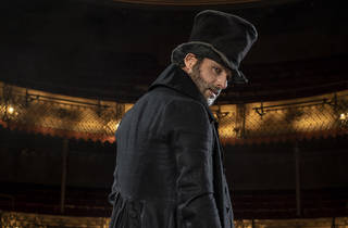 Andrew Lincoln in A Christmas Carol