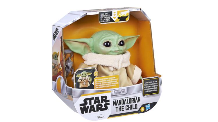 Baby Yoda The Child Animatronic Edition