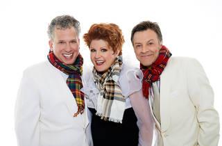 Klea Blackhurst, Jim Caruso and Billy Stritch: A Swingin' Birdland ChristmasC