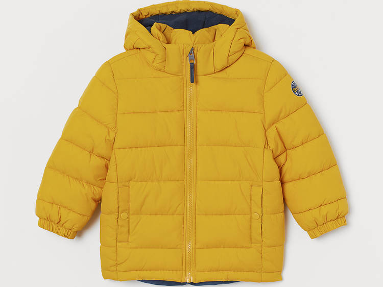 Water-repellent Puffer Jacket from H&M