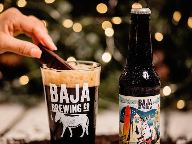 Cervezas navideñas, Baja Brewing
