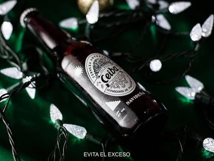 Navideña, Cervecería Ceiba