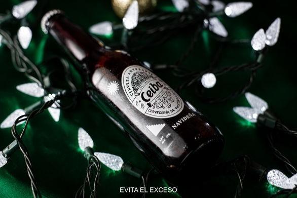 Cervezas navideñas, Cervecería Ceiba
