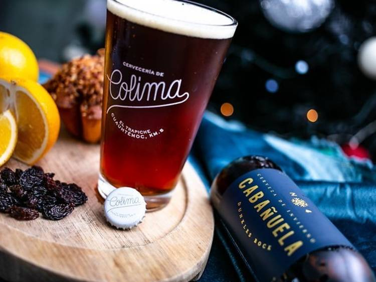 Cabañuela, Cervecería de Colima