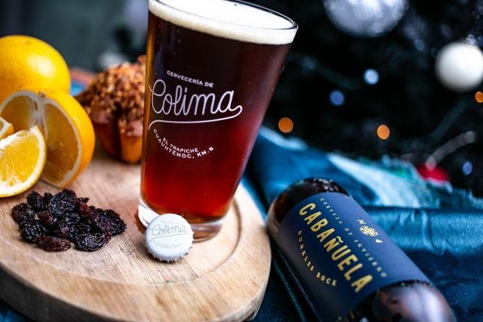 Cervezas navideñas, Cervecería de Colima