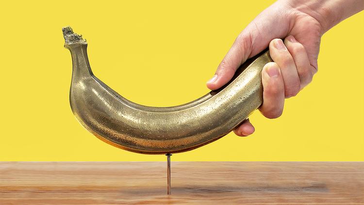 Banana hammer