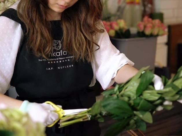 Hong Kong Academy of Flower Arrangement