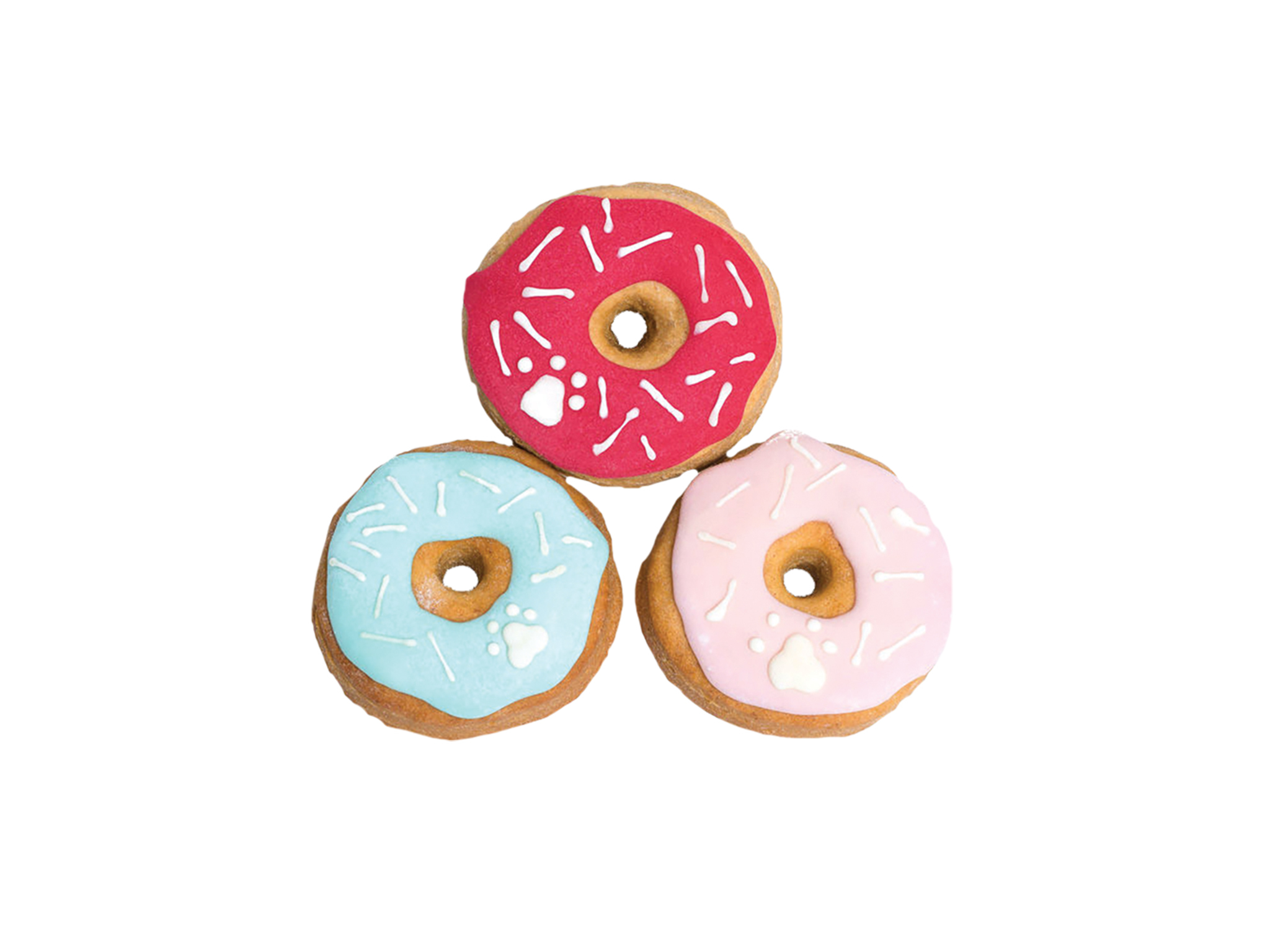 Presentes para Animais, Shopping Natal 2020, Dognuts, Rossi Pets Bakery