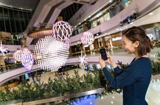 IFC Mall christmas 2020