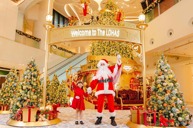 Best Christmas displays in Hong Kong