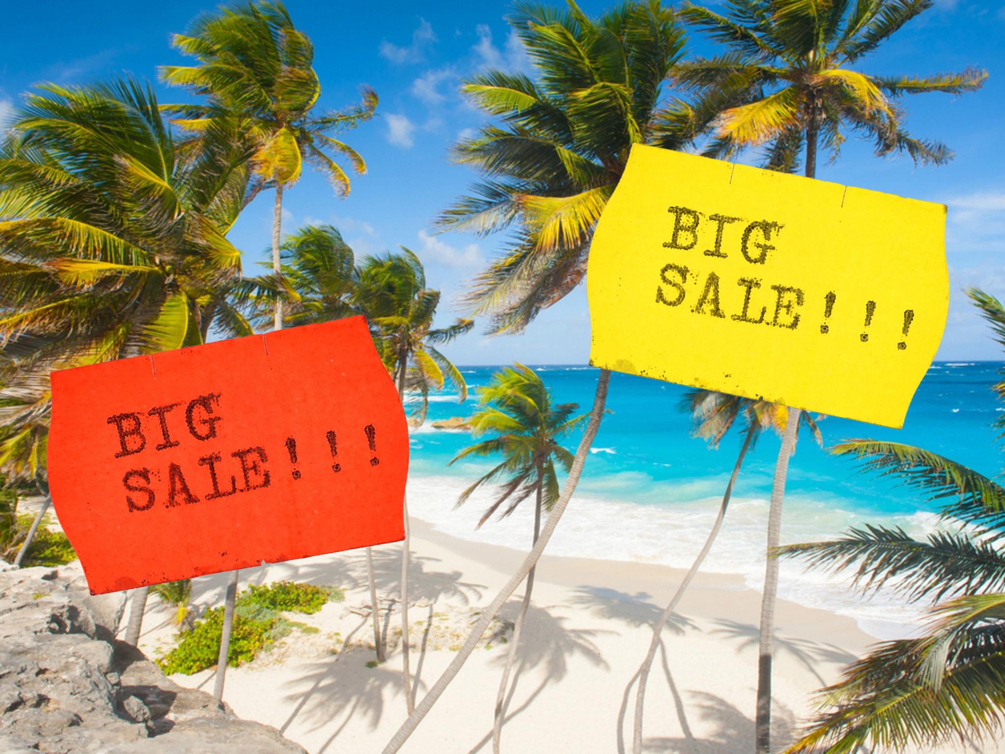 Travel, flight and hotel deals