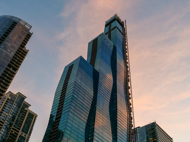 Vista Tower has a new name and a restaurant deal with Alinea Group