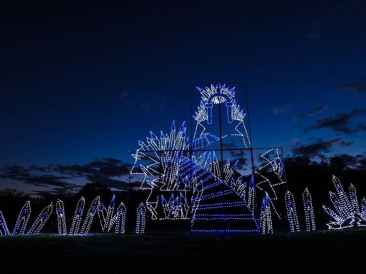 Riverhead Holiday Light Show