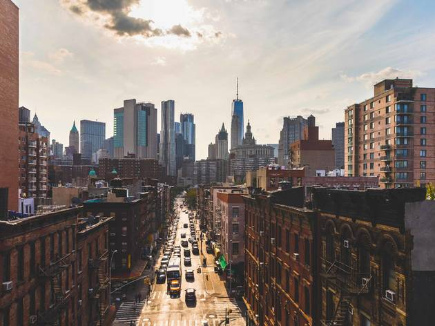Most of New York will be allowed to operate at full capacity this month