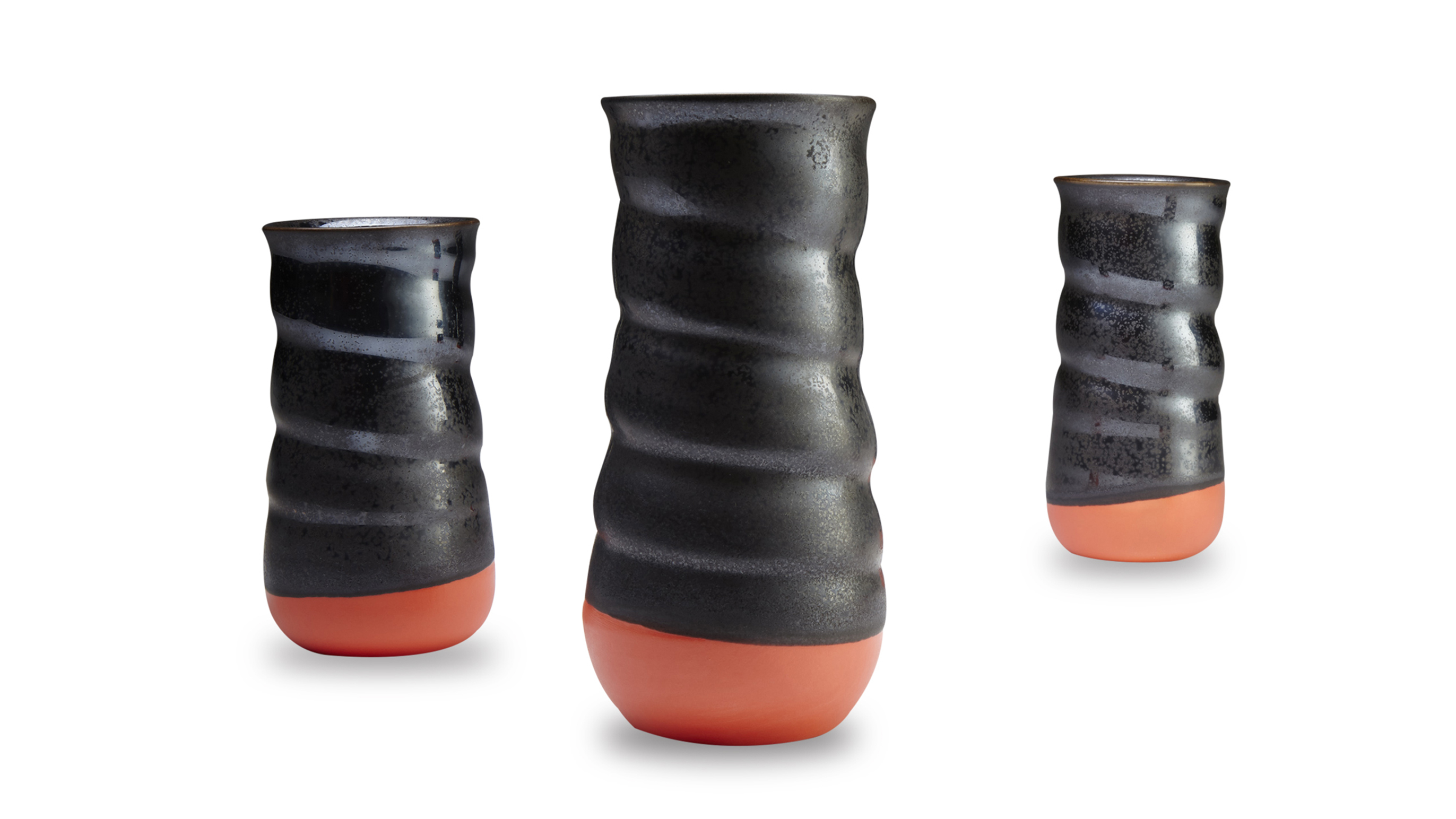 Twist vase by Jo Davies