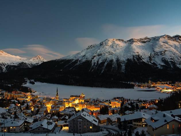 Engadin, St Moritz