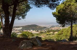 Parc de la Serralada de Marina - Xevi Vilaregut - El rocar, entre Tiana i Alella