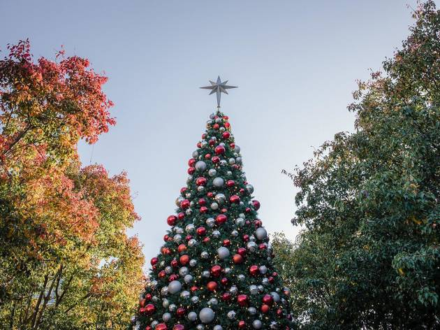 The best shops in Singapore for Christmas trees and decorations