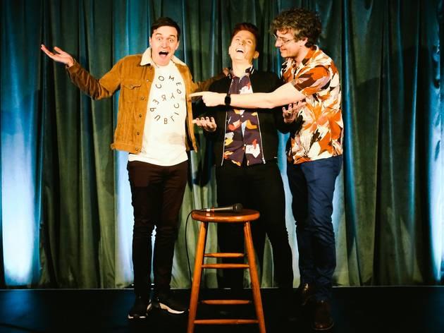 Discover Melbourne's purpose-built comedy theatre