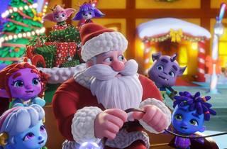 Supermonstruos: Los ayudantes de Santa
