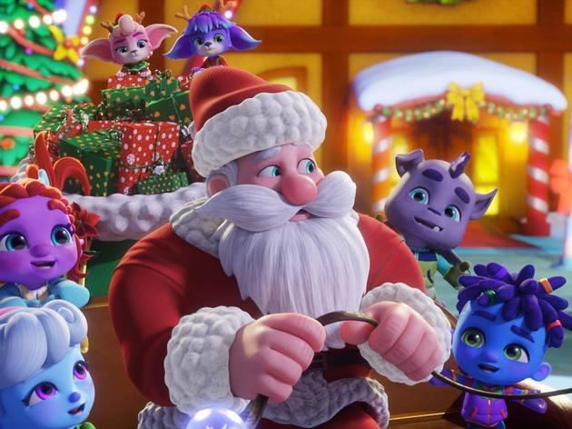 14 estrenos en Netflix para niños en diciembre