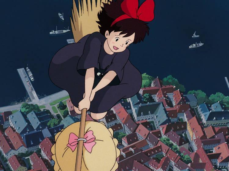 魔女の宅急便(1989年/平成元年)