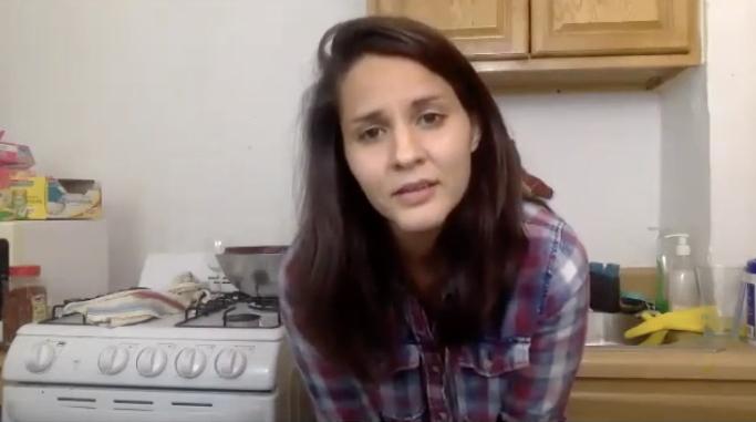 Valerie Terranova in Soup