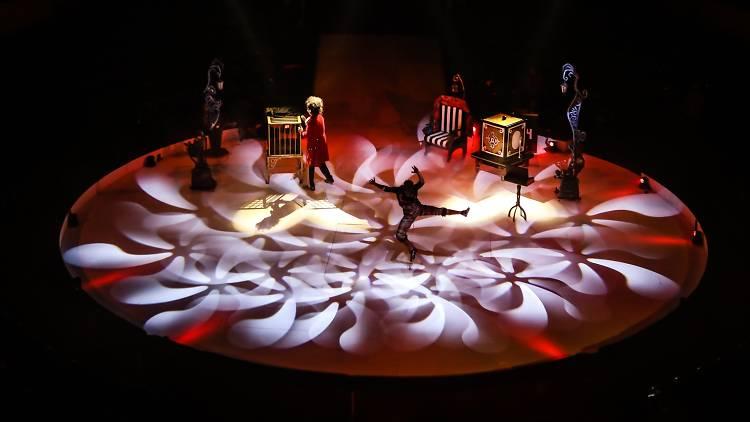Circo de Natal no Coliseu do Porto