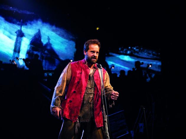 Alfie Boe, Les Miserables the Staged Concert, 2020