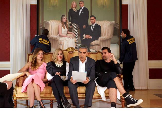 Televisão, Séries, Schitt's Creek