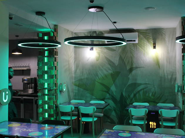 Nua Smart Restaurant