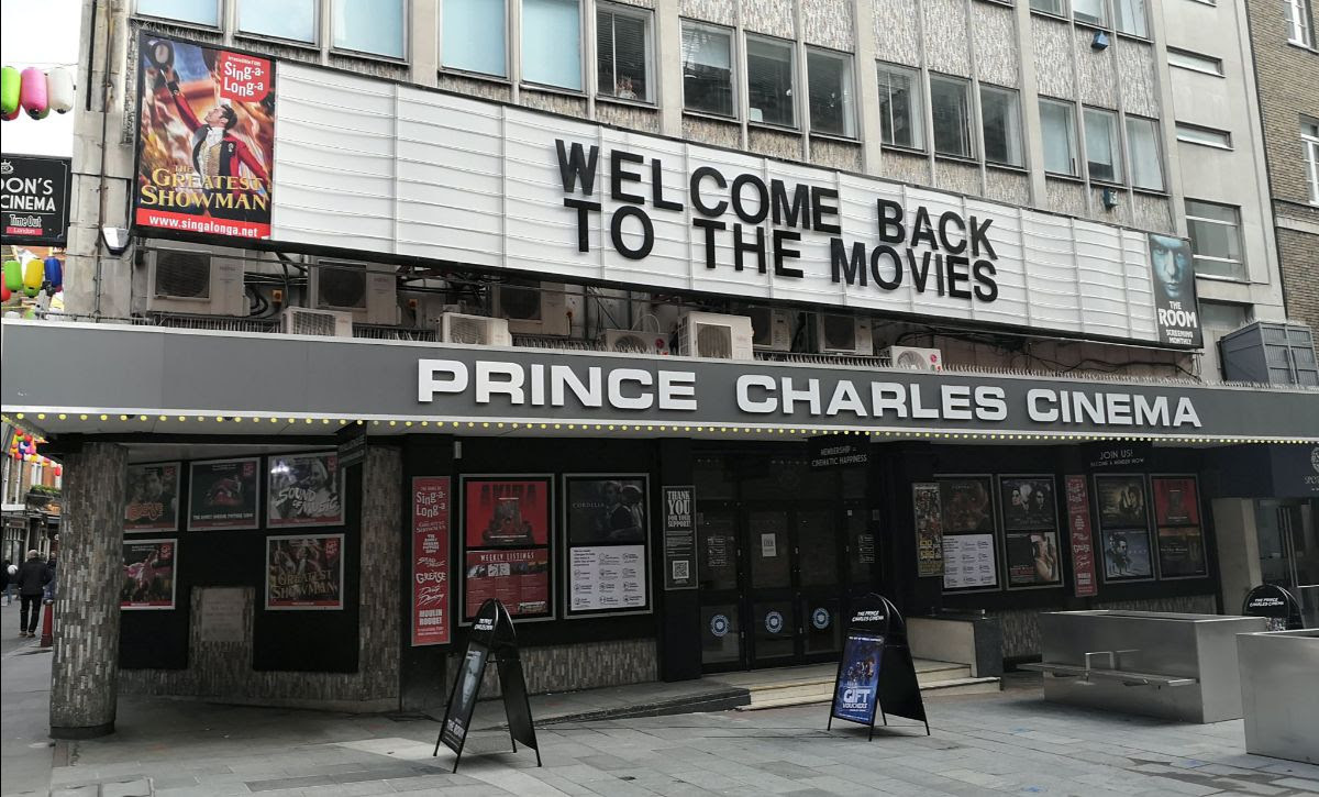 Is your local cinema reopening? Here's what London's cinemas are doing post-lockdown
