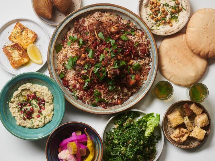 Arabica, feast for Beirut