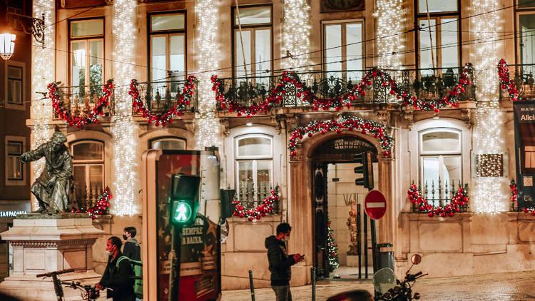 Luzes de Natal 2020