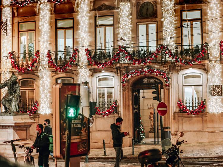 Tome nota destes eventos de Natal em Lisboa e online