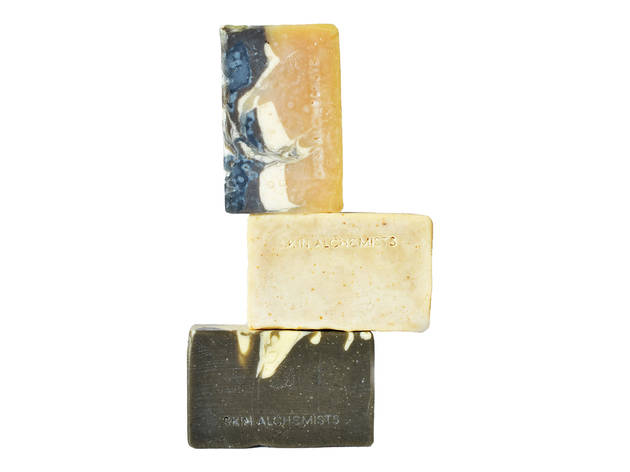 Soap bars by Skin Alchemists