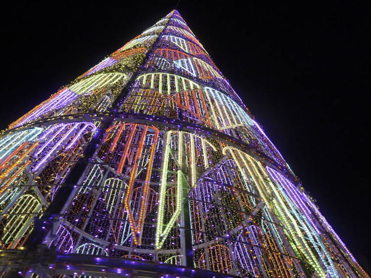 Luces de Navidad en Madrid 2020