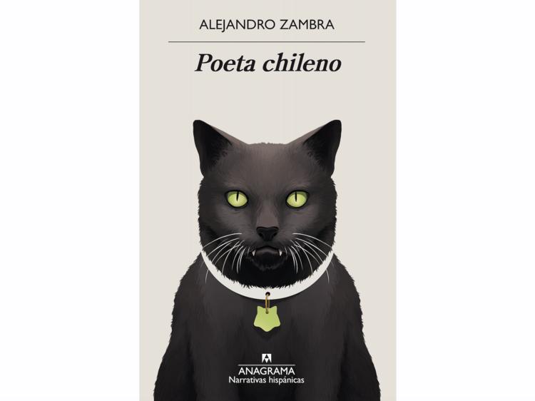 'Poeta chileno', de Alejandro Zambra