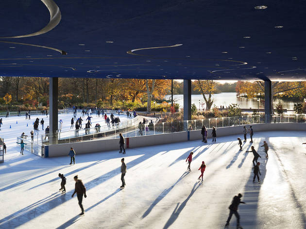 Lace up, NYC: It's time to go ice skating at Prospect Park