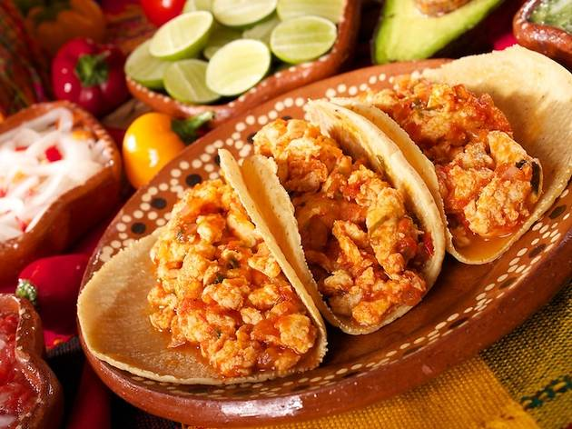 Tacos campechanos, Taquería El Jarocho