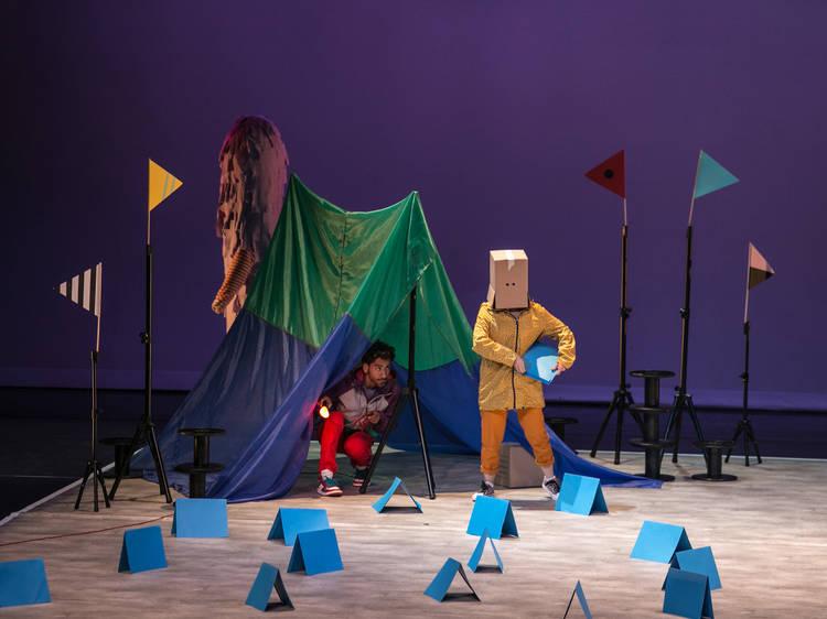 Kuitólil, un encuentro virtual con 11 obras de teatro para niños