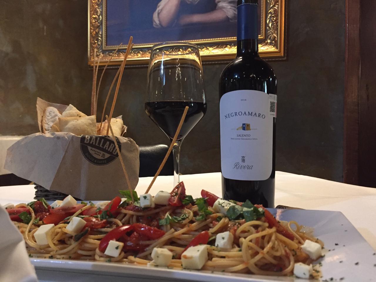 Quinta semana de la cocina italiana