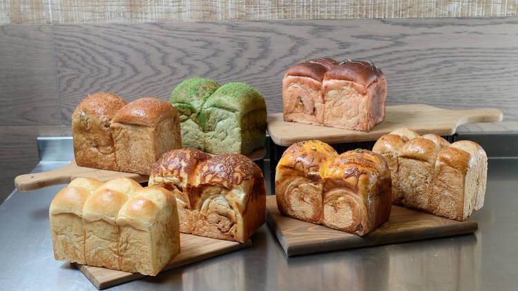 Homebake Pan Bread