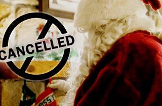 Santa Claus, Christmas cancelled