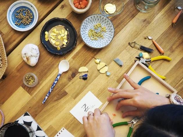 SSEK Jewelry Workshop