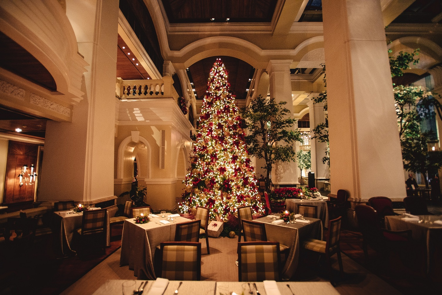 Best Restaurants For Xmas Eve And Christmas Day In Boston 2021